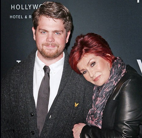 Sharon Osbourne Jack Osbourne Family