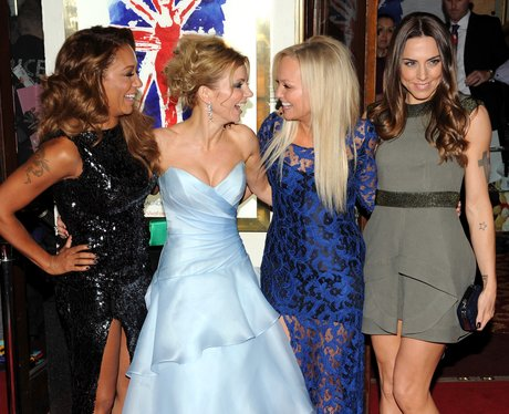 Spice Girls To Kick Victoria Beckham Out Of The Group