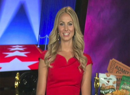 Interview With George Clooney's Girlfriend Stacy Keibler (Video)