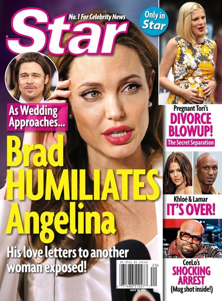 As Wedding Approaches, Brad Pitt Humiliates Angelina Jolie