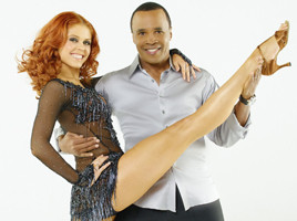 Dancing With The Stars 12 Partner Photos – COMPLETE Cast