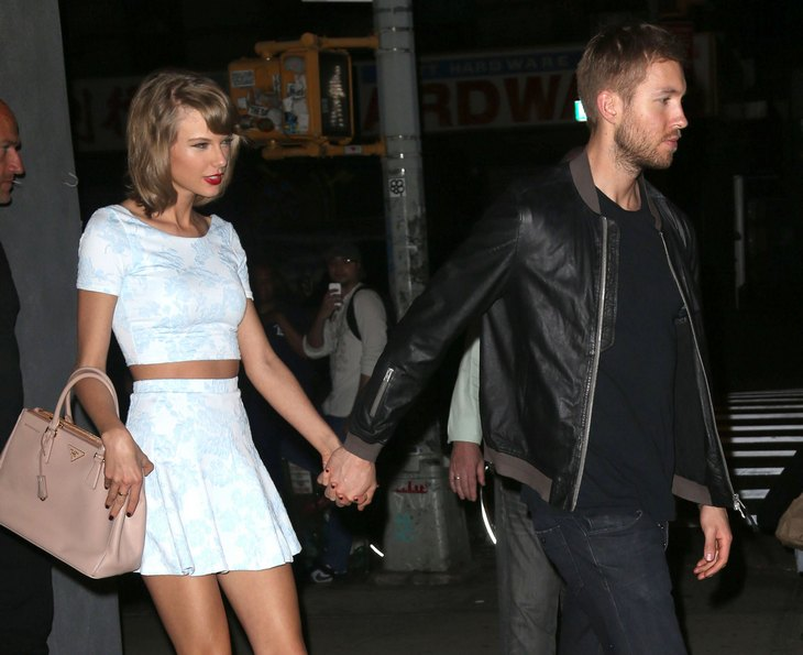 Taylor Swift Wedding Bad Blood Singer Wants Boyfriend Calvin Harris To Propose Already Working On Her Prenup