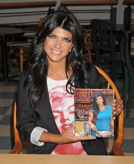 Teresa Giudice Fights To Stay On Real Housewives Of New Jersey