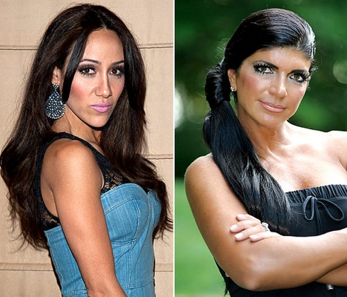 Teresa Giudice and Melissa Gorga Reconcile, Maybe