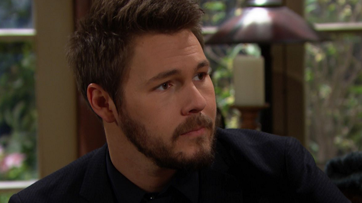 The Bold and the Beautiful star Liam Spencer