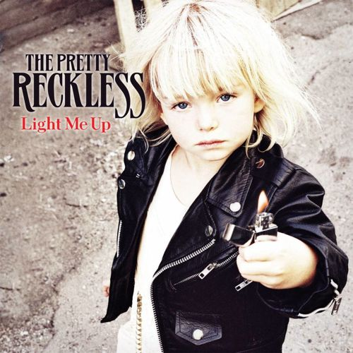 The Pretty Reckless – Light Me Up Cover