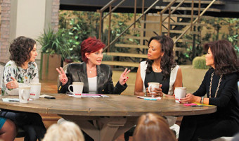 Sharon Osbourne Doesn't Want To End Lady Gaga Feud, Says She Encourages Violence — (VIDEO)