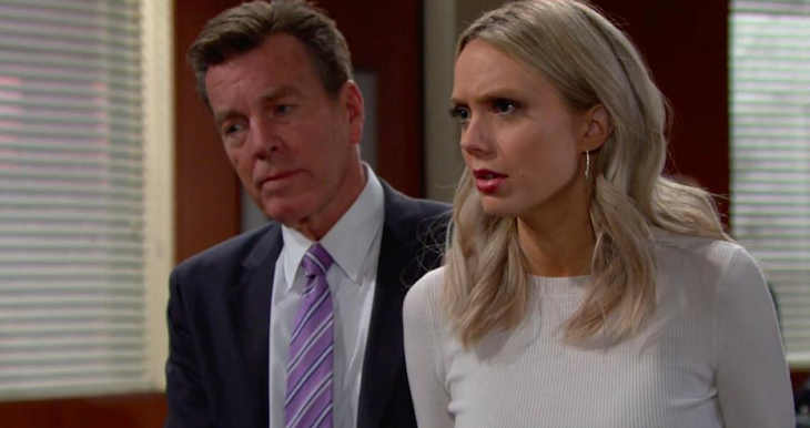 The Young And The Restless Spoilers: Jack Doesn't Trust Kerry – Mysterious Intern Causes Suspicions – Abbotts To Be Rocked