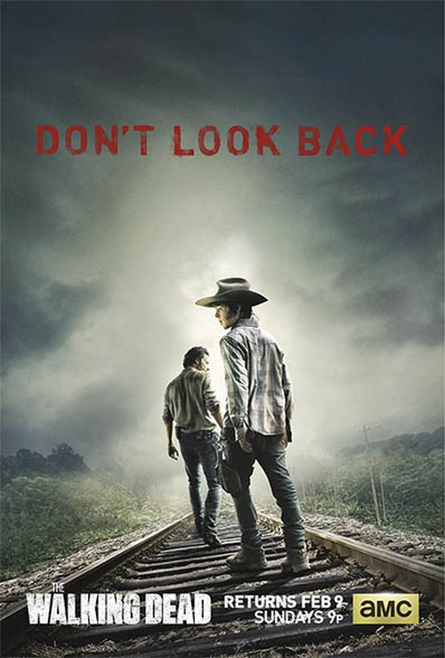 The Walking Dead NEW Poster Revealed For Mid-Season Premiere