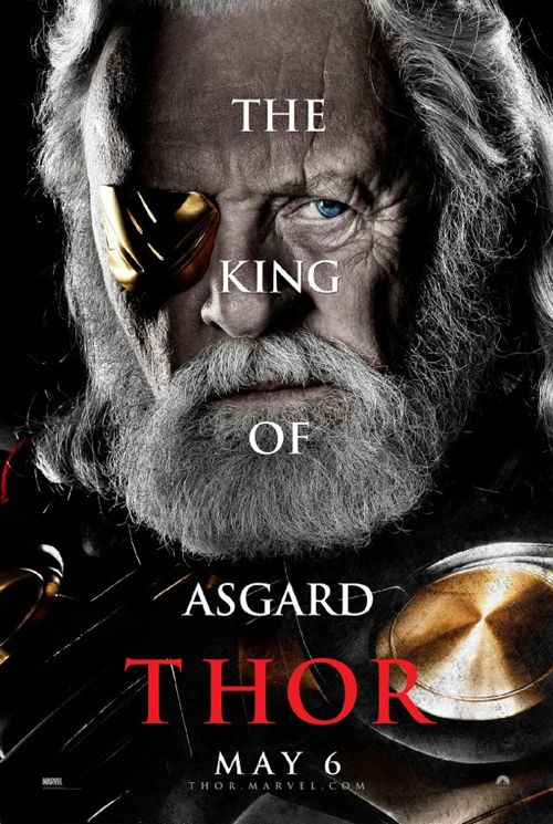 Thor Movie Posters – Asgard
