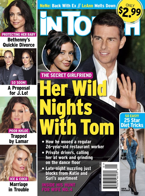 Tom Cruise's New Girlfriend Cynthia Jorge Photo and Details Of Their Relationship Revealed