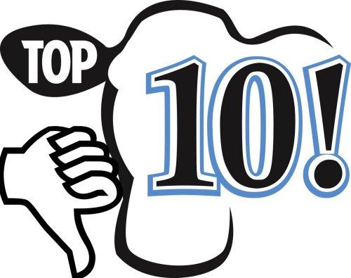 Top 10 movie flops