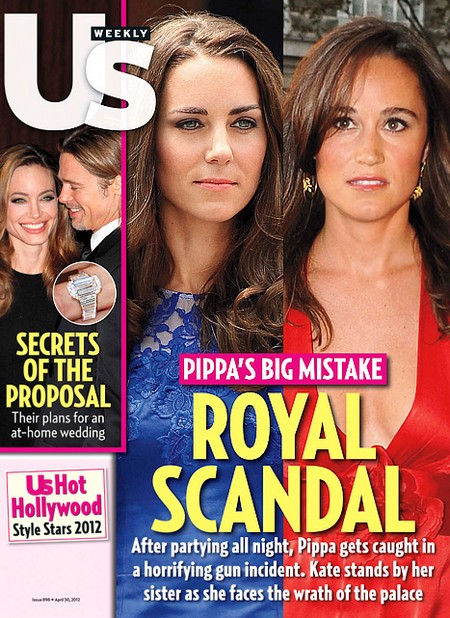 Royal Scandal: Kate Middleton Stands By Sister Pippa As The Palace Rages!