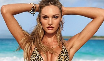 SEXY Candice Swanepoel Covers Victoria's Secret 2011 Swimsuit Catalog – Photos