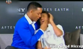 Will Smith Kisses Jaden Smith On The Mouth On Thai TV – Weird And Gross, Or Acceptable? (VIDEO)
