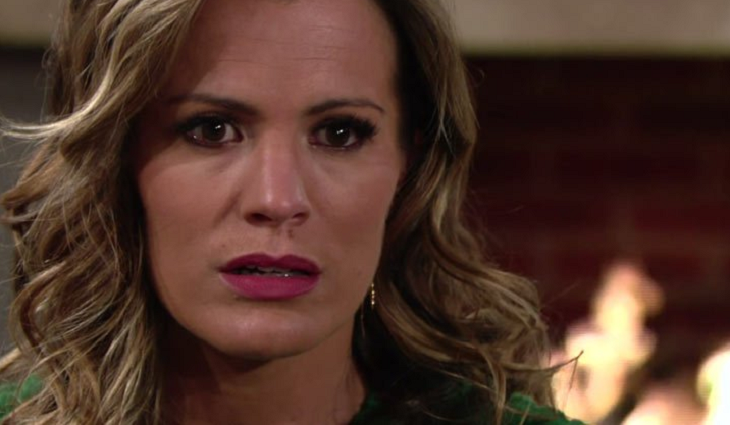 The Young And The Restless Spoilers Chelsea Newman Comes Home Melissa Claire Egan Returns To Y R Hollywood Hiccups
