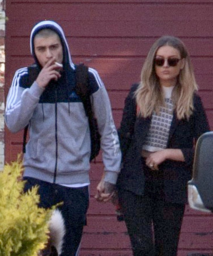 Zayn and perrie dating history