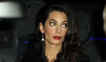 Amal Clooney aka Amal Alamuddin is Barbra Walters 'Most Fascinating Person of 2014'