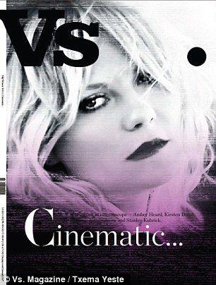 Kirsten Dunst – Vs Magazine
