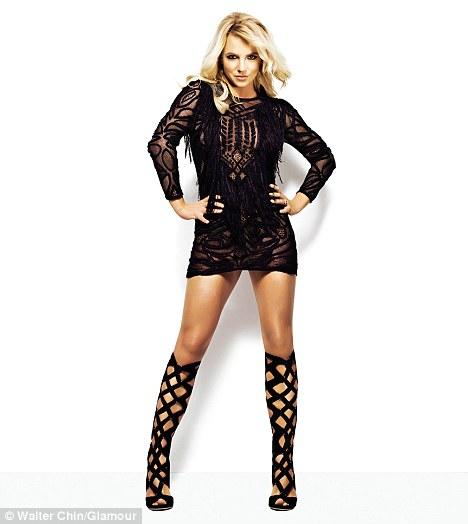 Britney Spears – Glamour UK – Sept. 2011