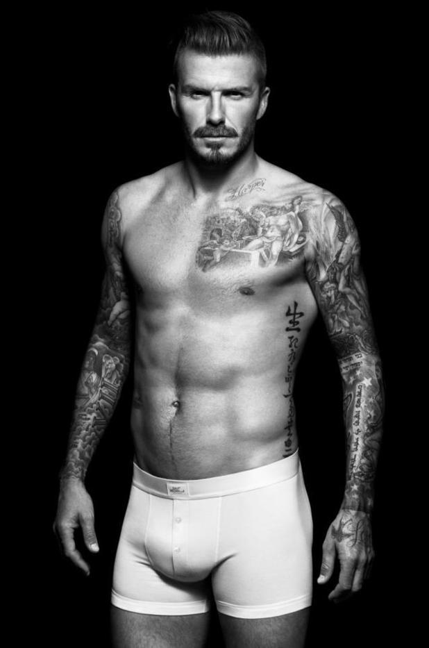 David Beckham ad