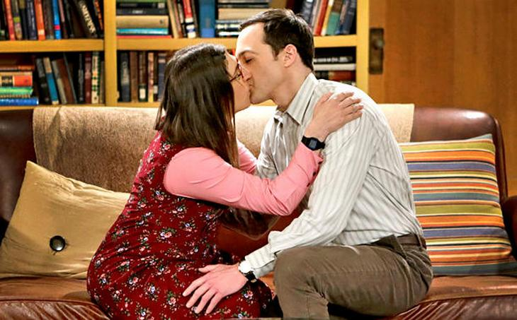 Sheldon and Amy or Shamy [ShAmy] first met when an online dating site paired.