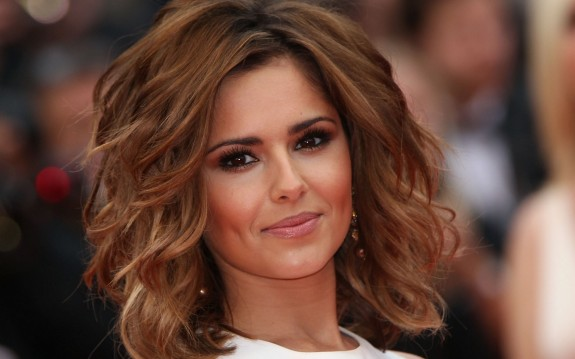 cheryl cole smiling