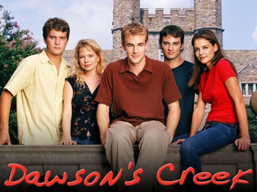 Katie Holmes WANTS A Dawson Creek Reunion: Desperate For Michelle Williams To Sign On
