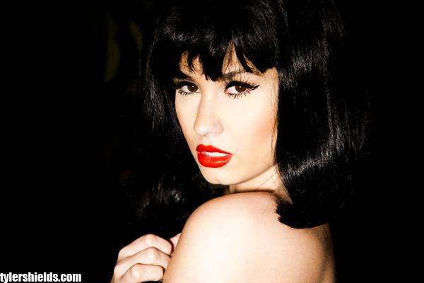 Demi Lovato – Tyler Shields Photos – 2