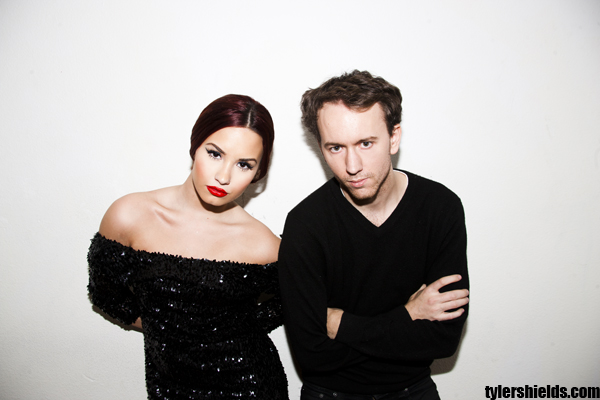 Demi Lovato – Tyler Shields Photos – 6