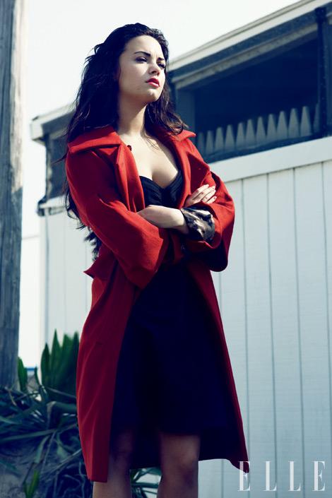 Demi Lovato – Tyler Shields Photos – 6