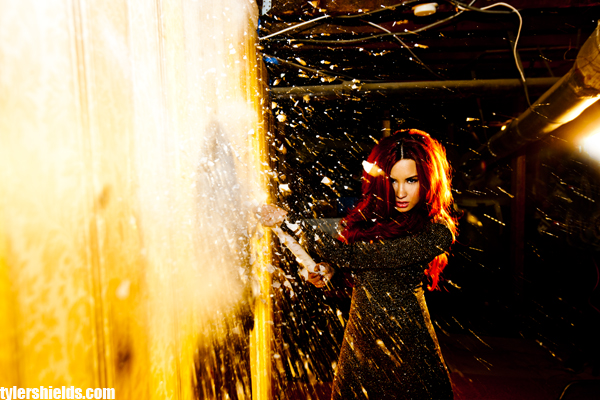 Demi Lovato – Tyler Shields Photos – 1