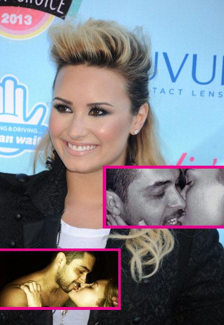 Demi Lovato Nude Twitter Photos Leaked  Wilmer Valderrama Twitter Hacked -9364
