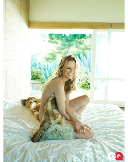 Diane Kruger Does GQ – Photos