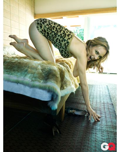 Diane Kruger Does GQ – Photos