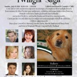 Days Of Our Lives' Eric Martsolf And 'GH' Bryan Craig At Twilight Saga – Charity Raises Funds For Canine Assistance For The Disabled