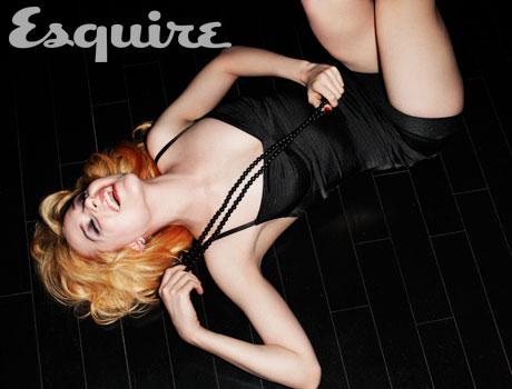 Evan Rachel Wood – Esquire May 2011