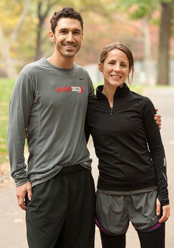 Ethan Zohn NYC Marathon