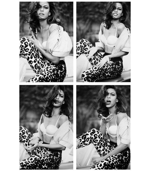 Eva Mendes – Marie Claire 2012 Photos – 4