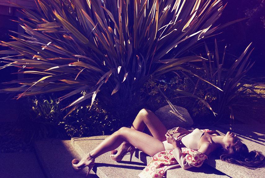 Eva Mendes – Marie Claire 2012 Photos – 5