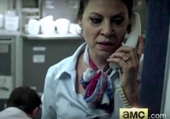Don't Miss 'General Hospital' Star Kathleen Gati On 'Fear The Walking Dead Flight 462' - Returns Valentine's Day