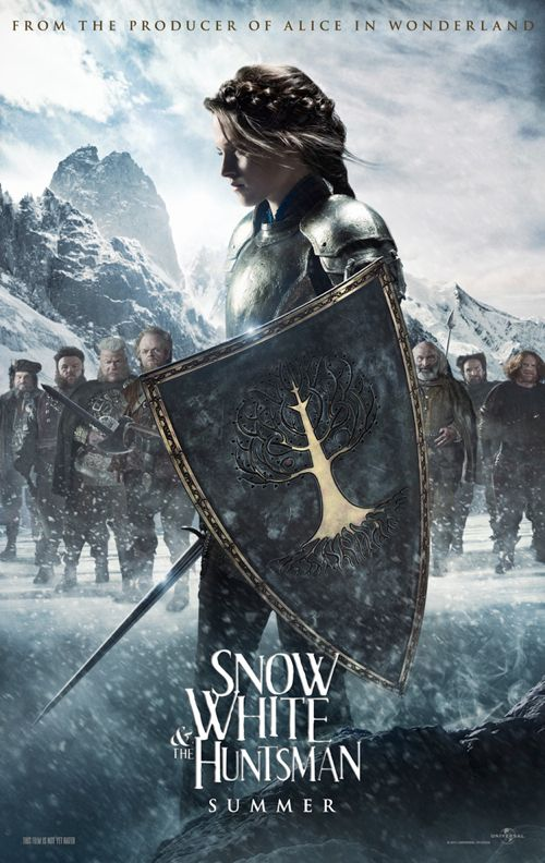 Snow White and the Huntsman – Poster – 1