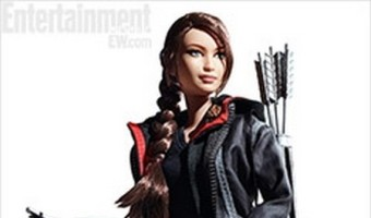 Katniss Everdeen Is First The Hunger Games Barbie Doll (Photo)