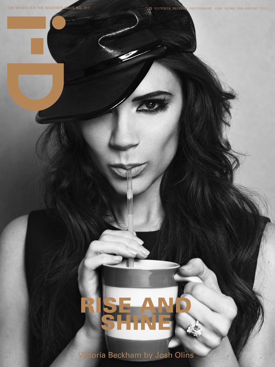 Victoria Backham – i-D mag – Photos – Cover