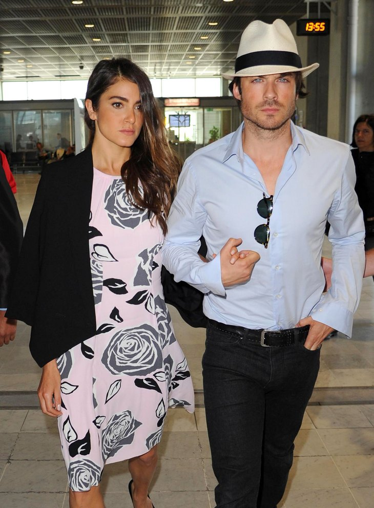 who is dating nikki reed Ian somerhalder, nikki reed are married by christie d'zurilla ian somerhalder and nikki reed got married in a sunset ceremony on sunday started dating last.