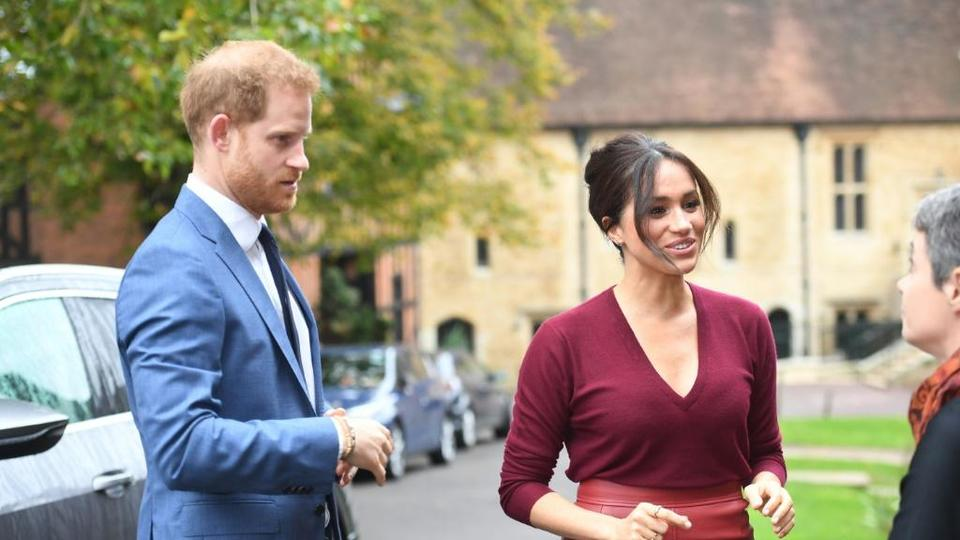 Download Royal Family Prince Harry Meghan Markle 2020