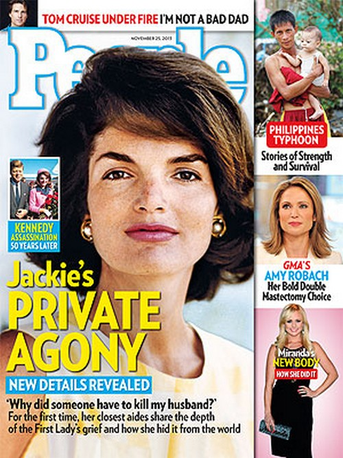 Details About Jackie Kennedy's Life After JFK Assassination