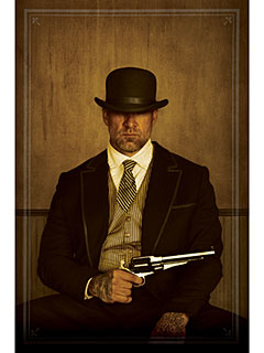 Jesse James: American Outlaw – Book Cover Art