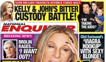 Kelly Preston And John Travolta Going Through 'Bitter' Custody Battle
