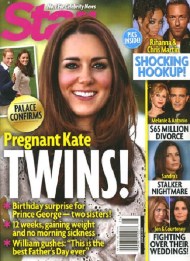 Kate Middleton Pregnant With Twins - Palace Confirms Rumors?